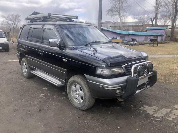 Mazda MPV, 1990 год, 420 000 руб.