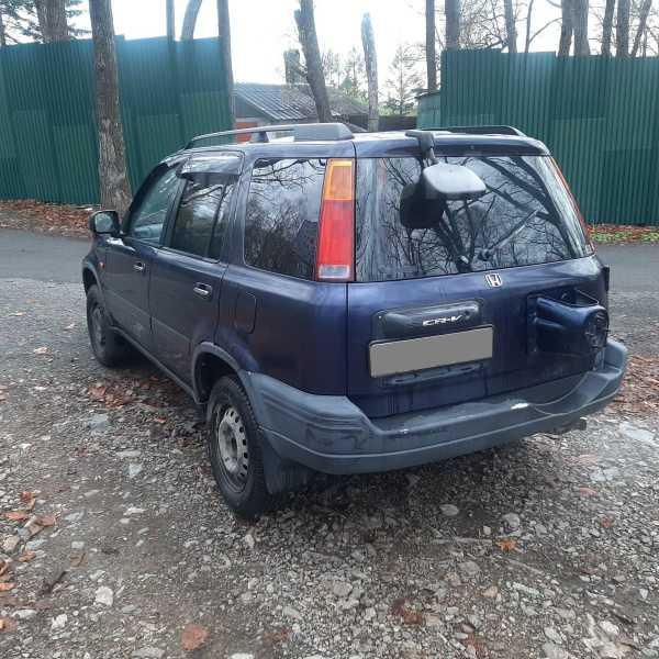 Honda CR-V, 1996 год, 75 000 руб.