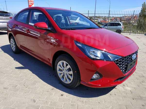 Hyundai Solaris, 2020 год, 947 000 руб.