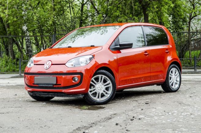 Volkswagen up!, 2013 год, 515 000 руб.