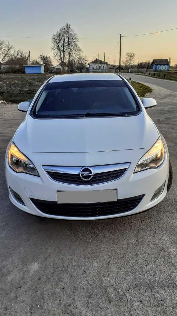 Opel Astra, 2011 год, 448 000 руб.