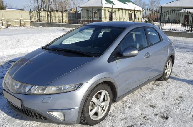 Honda Civic, 2008 год, 350 000 руб.