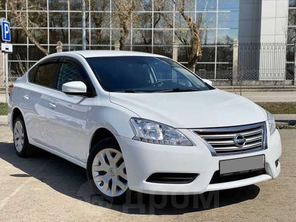Nissan Sentra, 2015 год, 575 000 руб.