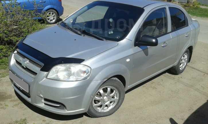 Chevrolet Aveo, 2007 год, 165 000 руб.