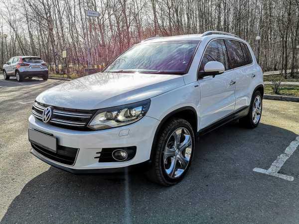 Volkswagen Tiguan, 2015 год, 600 000 руб.