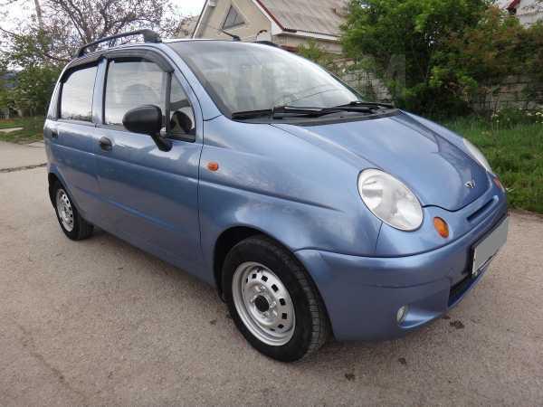 Daewoo Matiz, 2007 год, 122 000 руб.