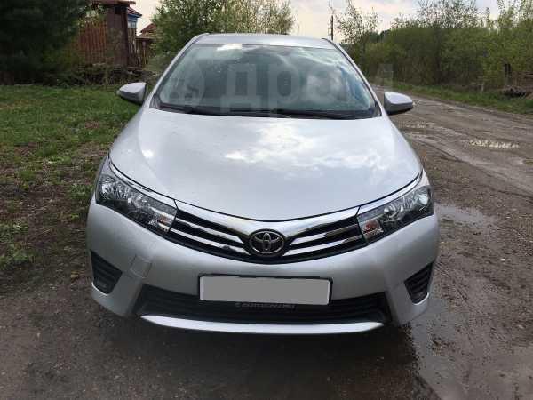 Toyota Corolla, 2016 год, 905 000 руб.