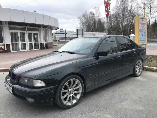 BMW 5-Series, 1997 год, 300 000 руб.