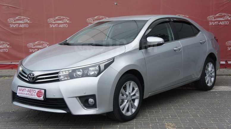 Toyota Corolla, 2014 год, 695 000 руб.