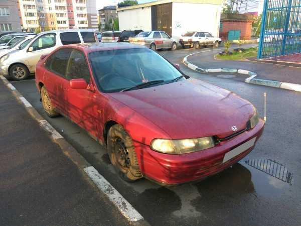 Honda Ascot Innova, 1995 год, 85 000 руб.