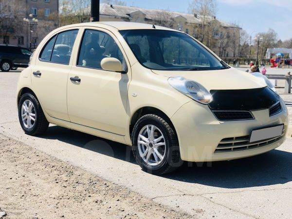 Nissan March, 2009 год, 245 000 руб.