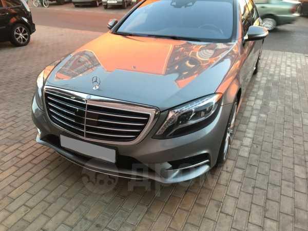 Mercedes-Benz S-Class, 2013 год, 2 690 000 руб.