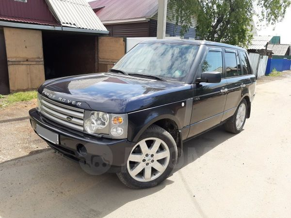 Land Rover Range Rover Sport, 2005 год, 550 000 руб.