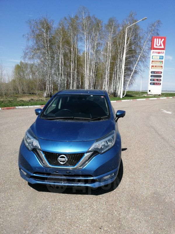Nissan Note, 2016 год, 855 500 руб.