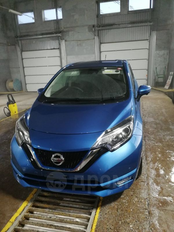 Nissan Note, 2016 год, 890 500 руб.