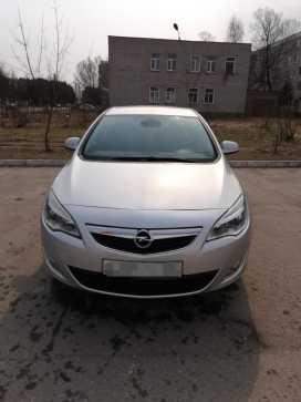 Иваново Opel Astra 2012