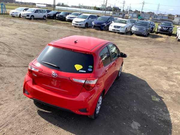 Toyota Vitz, 2017 год, 649 000 руб.