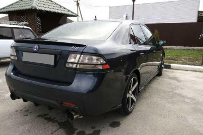 Saab 9-3, 2008 год, 450 000 руб.