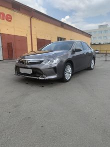 Кемерово Camry 2015