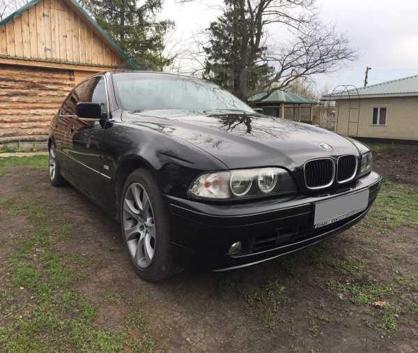 BMW 5-Series, 1998 год, 285 000 руб.