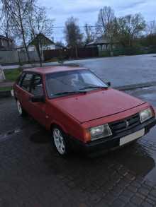 Наро-Фоминск 2109 1988