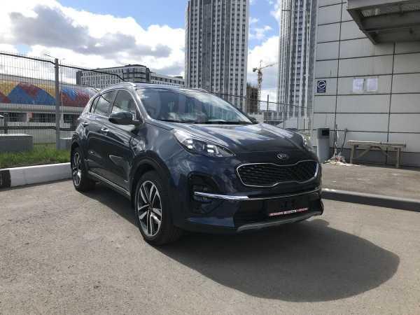 Kia Sportage, 2018 год, 1 660 000 руб.