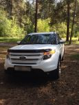 Ford Explorer, 2015 год, 2 150 000 руб.