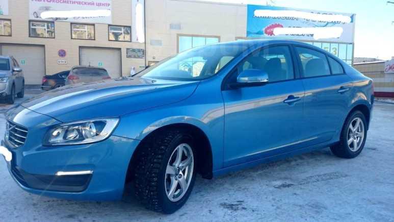 Volvo S60, 2014 год, 1 200 000 руб.