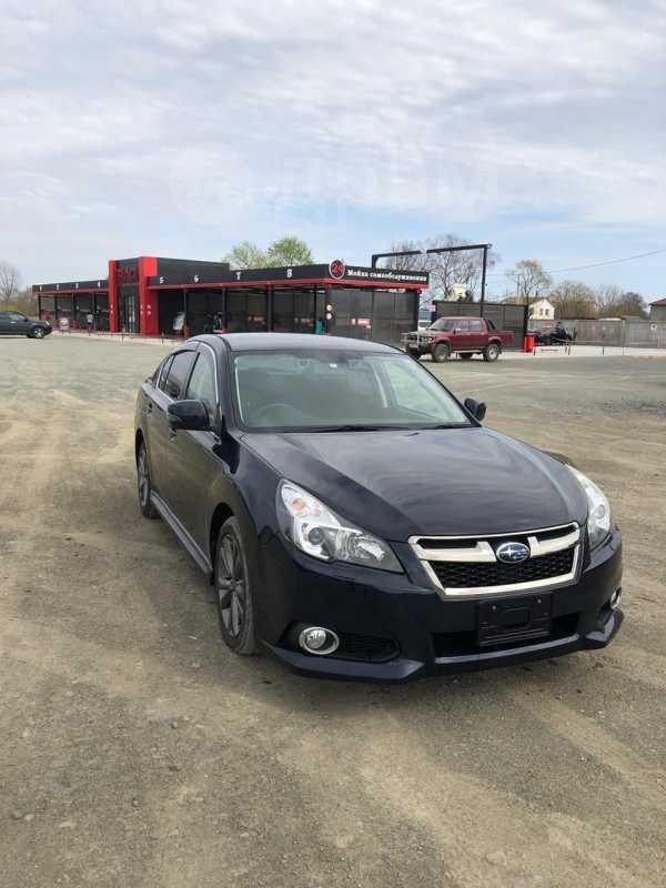 Subaru Legacy B4, 2014 год, 1 000 000 руб.