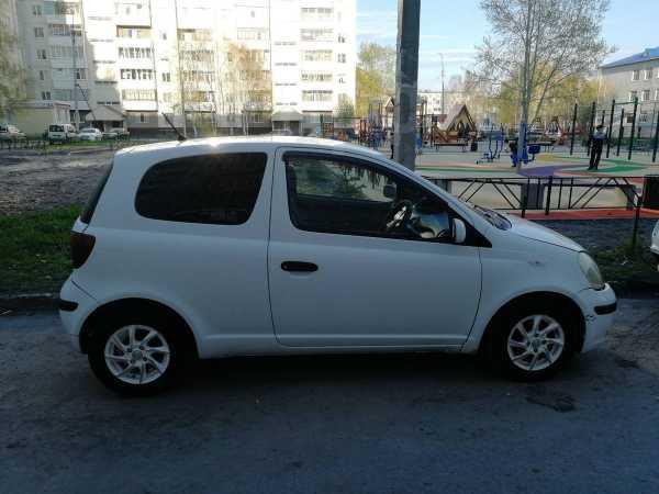 Toyota Vitz, 2003 год, 160 000 руб.