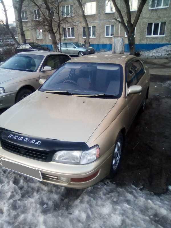 Toyota Corona SF, 1992 год, 110 000 руб.
