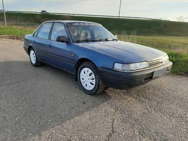 Mazda 626, 1991 год, 65 000 руб.