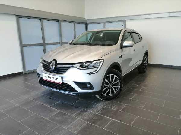Renault Arkana, 2019 год, 1 240 000 руб.