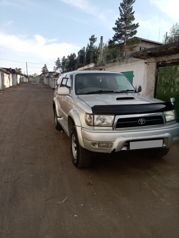 Toyota Hilux Surf, 2000 год, 620 000 руб.