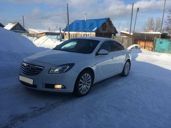 Opel Insignia, 2010 год, 580 000 руб.