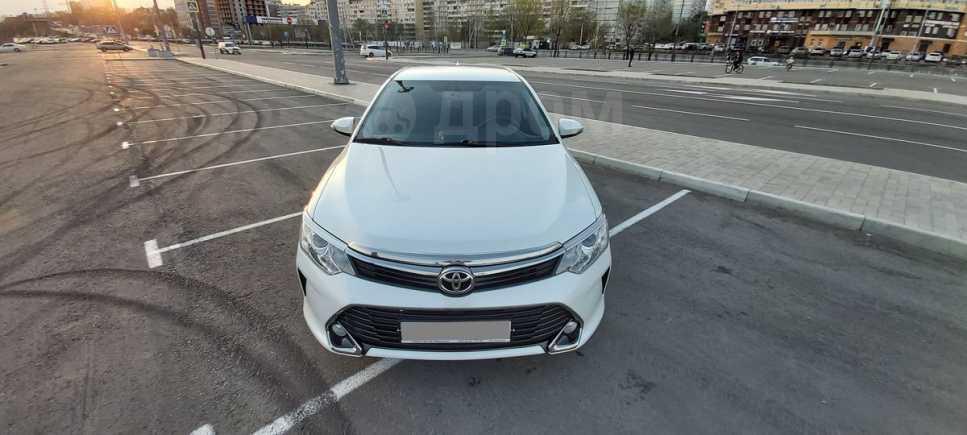 Toyota Camry, 2017 год, 1 269 000 руб.