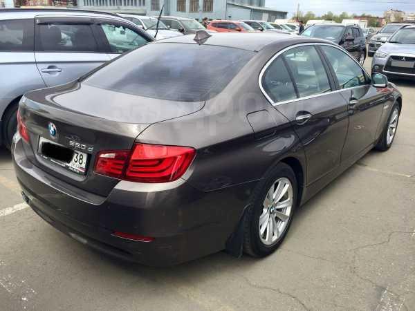 BMW 5-Series, 2012 год, 1 178 000 руб.