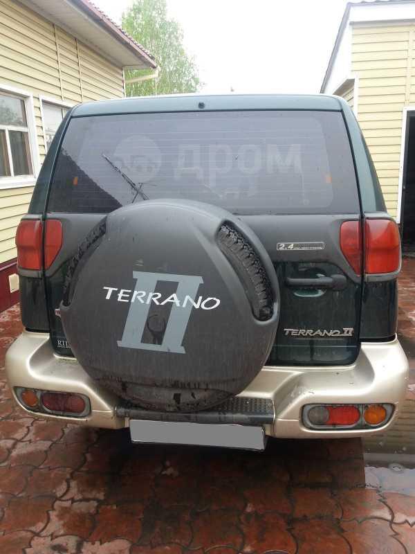 Nissan Terrano II, 2002 год, 375 000 руб.