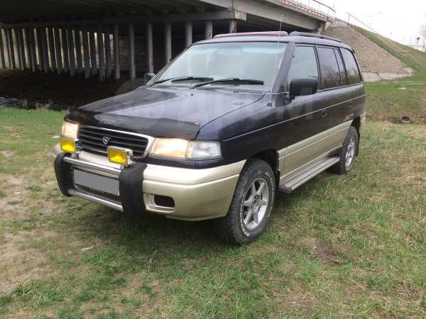 Mazda Efini MPV, 1995 год, 320 000 руб.