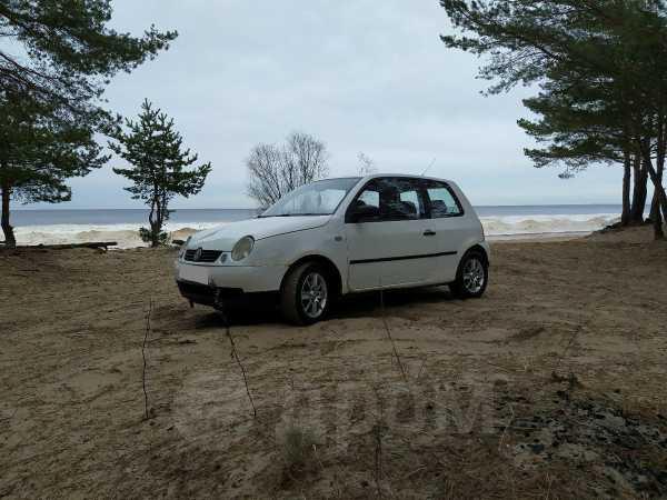 Volkswagen Lupo, 1999 год, 110 000 руб.