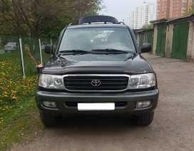 Курск Land Cruiser 2001