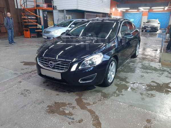 Volvo S60, 2010 год, 570 000 руб.