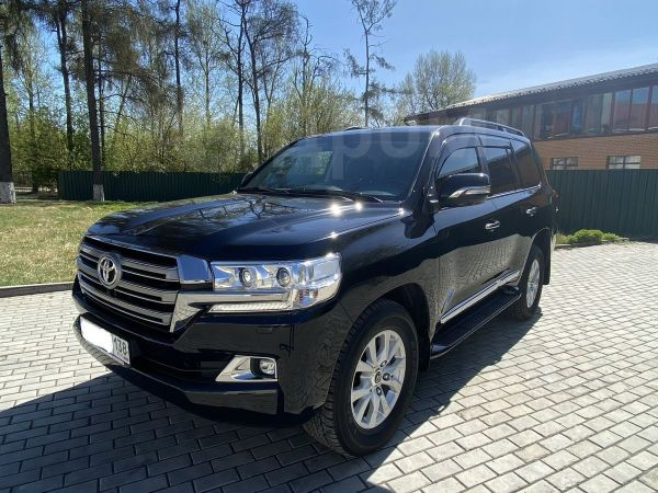 Toyota Land Cruiser, 2016 год, 3 980 000 руб.