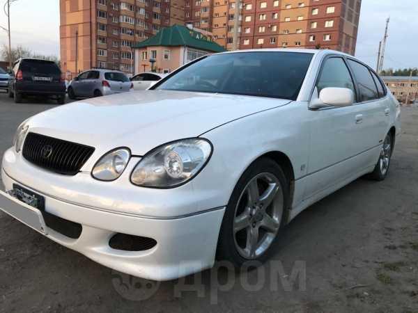 Toyota Aristo, 2001 год, 450 000 руб.
