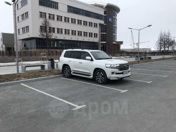 Toyota Land Cruiser, 2015 год, 3 700 000 руб.