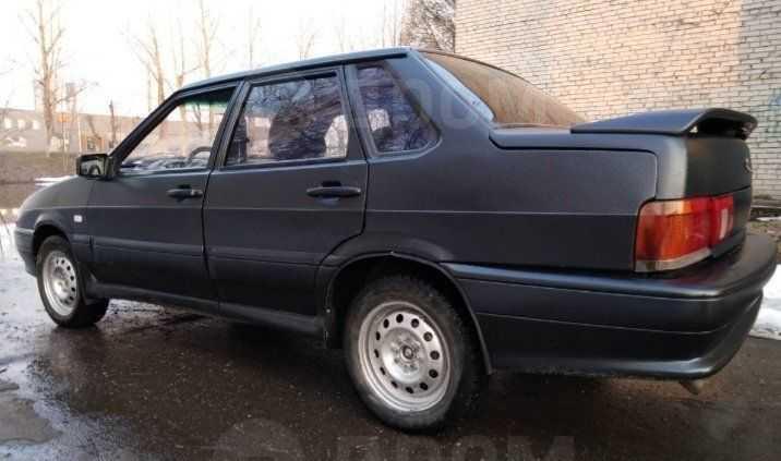 Лада 2115 Самара, 2001 год, 200 000 руб.