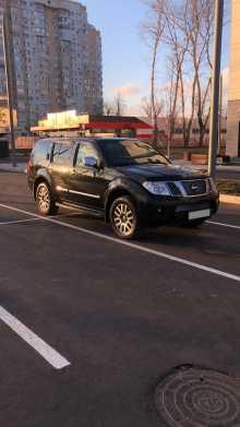 Москва Pathfinder 2010