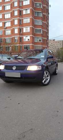 Москва Passat 1997
