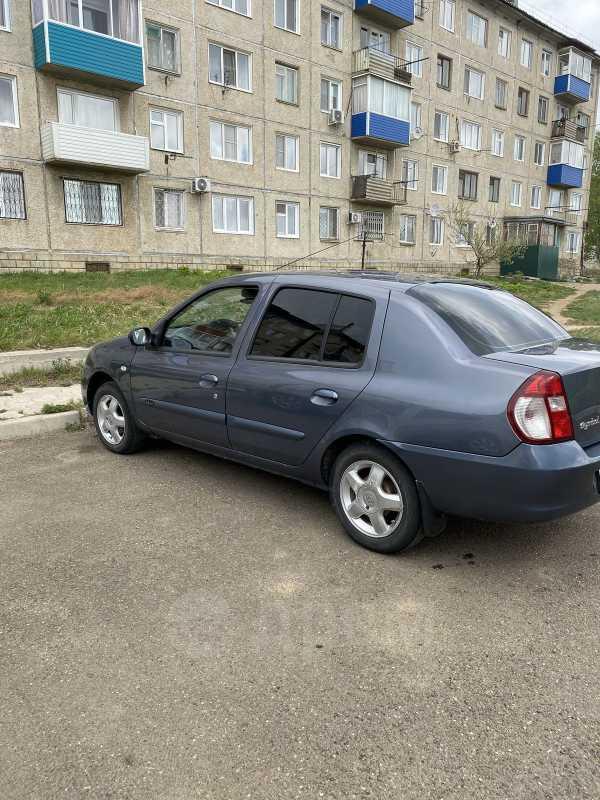 Renault Symbol, 2007 год, 250 000 руб.