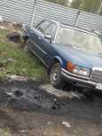 Mercedes-Benz S-Class, 1978 год, 110 000 руб.